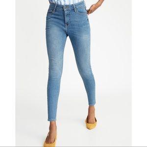 High-Rise Secret-Slim Pockets Rockstar Jeans